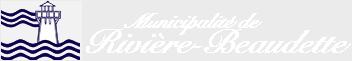 Municipalité de Rivière-Beaudette Logo