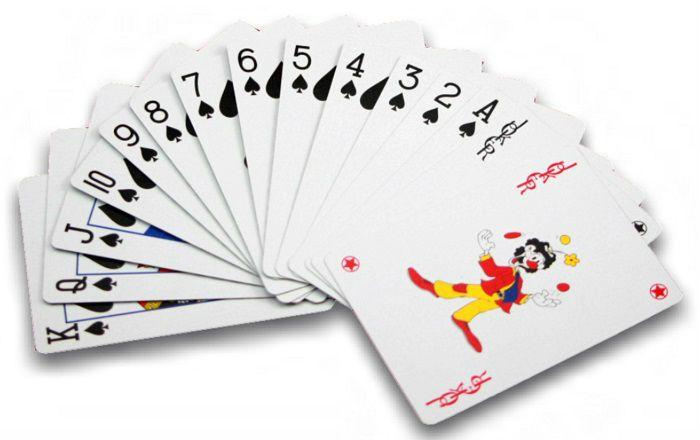 Jeux de carte