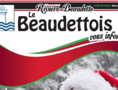 Le Beaudettois hiver 2017