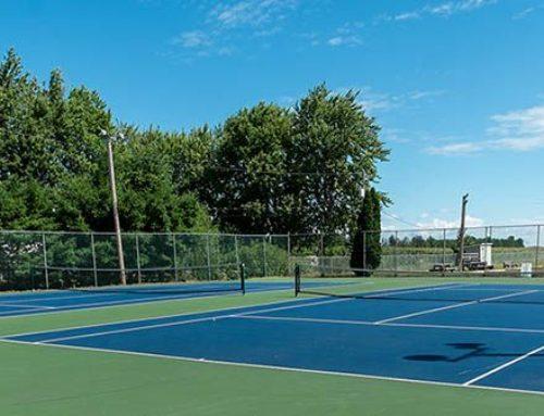 Soirées de tennis