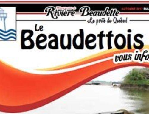 Le Beaudettois automne 2017