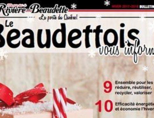 Le Beaudettois hiver 2017-2018