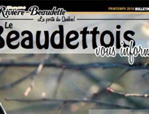 Le Beaudettois printemps 2018