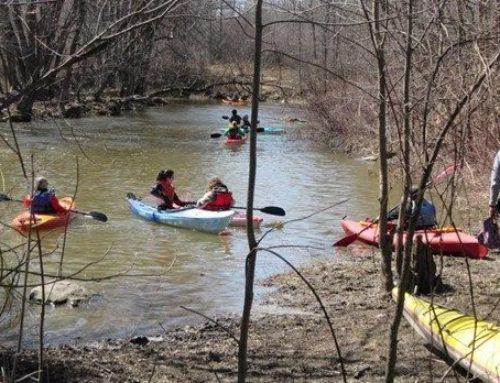 Descente annuelle en canoë-kayak de la rivière Beaudette