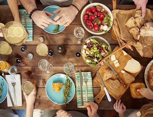 Les repas partagés, une invitation à partager un bon repas