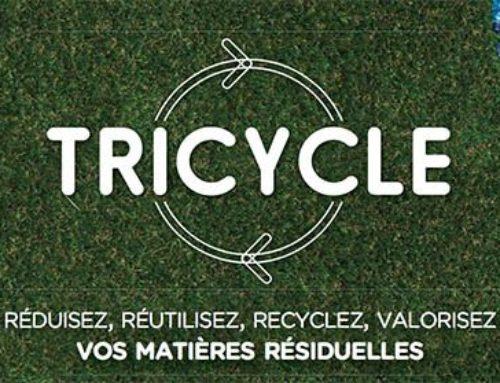 Tricycle – Un nouvel outil d'aide au tri des matières résiduelle
