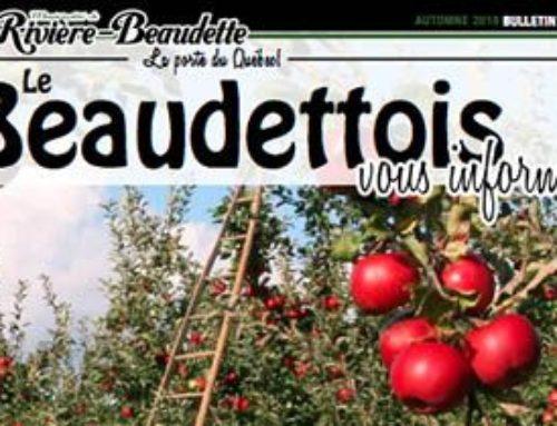 Le Beaudettois automne 2018