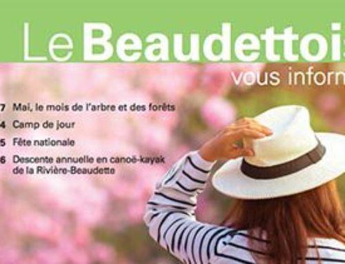 Le Beaudettois printemps 2019